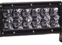 "E-SERIES 6´´ - 2 FILAS de LED 6"" (15cm)"