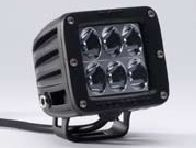 JUEGO 2 FAROS LED DUALLY D2 SERIES