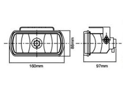 FARO SIRIUS 160X88mm