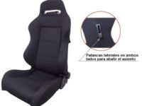 Semibaquet Réplica Recaro Speed 118TN