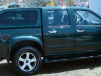 STAR-LUX - ISUZU D-MAX 2007- doble cabina
