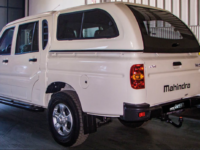 STAR-LUX - MAHINDRA SCORPION- doble cabina