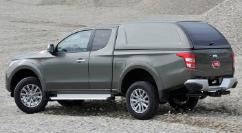 STAR-LUX - FIAT FULLBACK 2016 - extra cabina