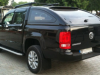 "FOUR WHEELER - VW ""AMAROK"" (2010- ...) - SPORT"