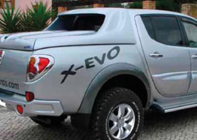MITSUBISHI L200 2006-2010 TRITÓN X-EVO II