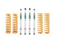 KIT IRONMAN PERFORMANCE NITRO GAS +30mm para GRAND CHEROKEE WJ