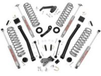 "KIT ROUGH COUNTRY  3,5"" (8,89cm) WRANGLER JK"