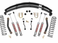 "KIT ROUGH COUNTRY PRO 4,5"" (11,43cm) CHEROKEE XJ"