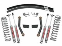 "KIT ROUGH COUNTRY PRO 3""  (7,62cm) CHEROKEE XJ"