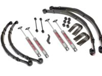 "KIT ROUGH COUNTRY  4"" (10,16cm) CJ"
