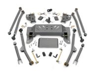 "KIT ROUGH COUNTRY LONG ARM  4"" (10,16cm) GRAND CHEROKEE ZJ"