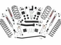 "KIT ROUGH COUNTRY PRO 4"" (10,16cm) GRAND CHEROKEE WJ"