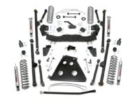 "KIT ROUGH COUNTRY LONG ARM 4"" (10,16cm) WRANGLER JK"