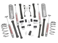 "KIT ROUGH COUNTRY NITRO  4"" (10,16cm) GRAND CHEROKEE ZJ"