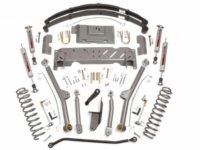 "KIT ROUGH COUNTRY LONG ARM PRO 4,5"" (11,43cm) CHEROKEE XJ"