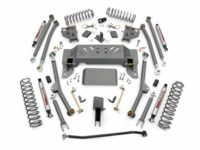 "KIT ROUGH COUNTRY LONG ARM PRO 4"" (10,16cm) GRAND CHEROKEE ZJ"
