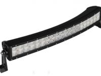 """BARRA LED 22""""  2x20 LED -  120W COMBO CURVA  8800LM"""