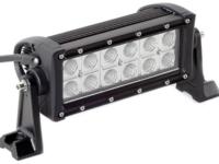 """BARRA LED 8""""  2x6 LED -  36W COMBO  2640LM"""