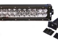 """BARRA LED 12""""  2x10 LED -  60W COMBO  4200LM"""