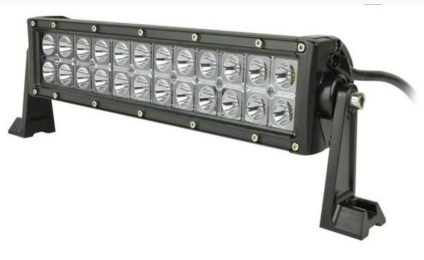 """BARRA LED 14""""   2x12 LED -  72W COMBO 5040LM"""