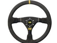 VOLANTE OMP WRC-PIEL VUELTA