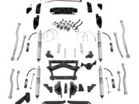 KIT RUBICON EXPRESS EXTREME DUTY 4 LINK KIT PRO WRANGLER JK