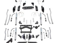 KIT RUBICON EXPRESS EXTREME DUTY 4 LINK KIT WRANGLER JK