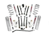 "KIT ROUGH COUNTRY X-SERIES  2,5"" (6,35cm) WRANGLER TJ"