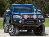 DEFENSA ARB DELANTERA WINCH BAR - HILUX REVO (2016- ...)