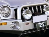 DEFENSA ARB DELANTERA WINCH BAR - KJ (2001-2008)