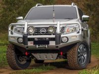 DEFENSA ARB DELANTERA WINCH BAR - NAVARA D23 NP300 (2016)