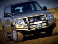DEFENSA ARB DELANTERA WINCH BAR - V80 (2007-2011)