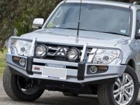 DEFENSA ARB DELANTERA WINCH BAR - V80 (2011-2014)