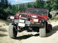 DEFENSA ARB DELANTERA WINCH BAR - YJ