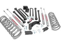 "KIT ROUGH COUNTRY 5"" (12,7) DODGE RAM 1500 00-01"