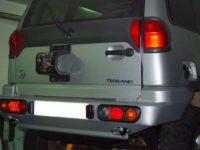 DEFENSA AFN TRASERO TERRANO II (2000-2002 Y 2002-2006)