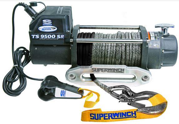 TIGERSHARK 9500 SR  12V