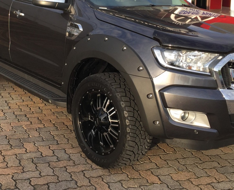 ALETINES FORD RANGER PX-MKII (2016-2018)